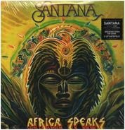Santana - Africa Speaks (2lp)