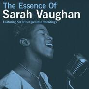 Sarah Vaughan - The Essence Of Sarah Vaughan