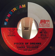 Sarah Vaughan - Pieces Of Dreams / Once You've Been In Love