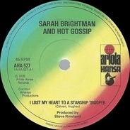 Sarah Brightman And Hot Gossip - I Lost My Heart To A Starship Trooper