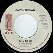 Savoy Brown - run to me