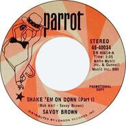 Savoy Brown - Shake 'em on down (part 1)
