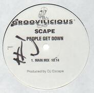 Scape, DJ Escape - People Get Down