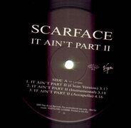 Scarface - It Ain't Part II
