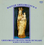 Schola Hungarica - Magyar Gregoriánum 6 (Gregorian Chants From Hungary)