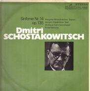 Schostakowitsch - Sinfonie Nr. 14 op. 135