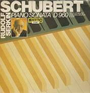 Schubert - Piano Sonata D 960,, Rudolf Serkin