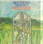 Schubert, Haydn / Rainer van Husen, Michael Flöth, Heinz-Gert Freimuth - Deutsche Messen