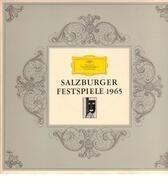 Schumann / Mozart / Verdi a.o. - Salzburger Festspiele 1965 - Aangeboden Door De Deutsche Grammophon Gesellschaft - Hamburg - Bezoek