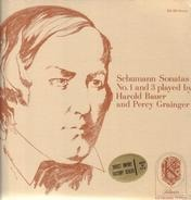 Schumann - Sonatas Nos 1 & 3
