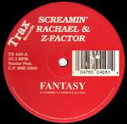 Screamin' Rachael & Z-Factor - Fantasy