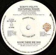 Scritti Politti Featuring Roger Troutman - Boom! There She Was