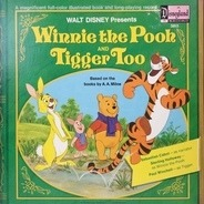 Walt Disney - Winnie The Pooh And Tigger Too