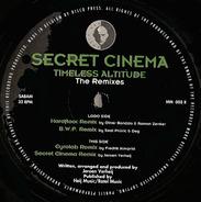 Secret Cinema - Timeless Altitude (The Remixes)