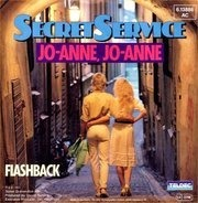 Secret Service - Jo-Anne, Jo-Anne / Flashback