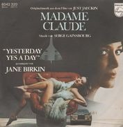 Serge Gainsbourg - Bande Originale Du Film De Just Jaeckin 'Madame Claude'