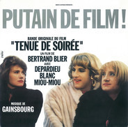 "Serge Gainsbourg - Bande Originale Du Film ""Tenue De Soirée"""