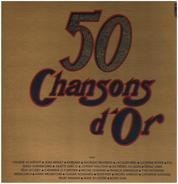 Serge Gainsbourg / Jacques Brel / Edith Piaf a.o. - 50 Chansons d'Or