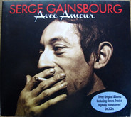 Serge Gainsbourg - Avec Amour -3cd-