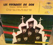 Serge Jaroff - Les Cosaques Du Don