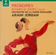 Prokofiev - PROKOFIEV - Jordan - Roméo et Juliette, suite symphonique n°1 pour orchestre