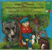 Sergei Prokofiev , Benjamin Britten , Antal Dorati , Sean Connery , The Royal Philharmonic Orchestra - Peter And The Wolf