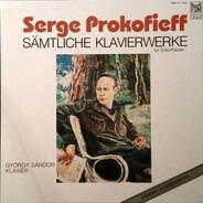 Prokofiev - Sämtliche Klavierwerke (Für Solo-Klavier)