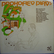 Sergei Prokofiev - Prokofiev Plays