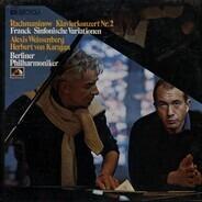 Rachmaninov / Franck - Klavierkonzet Nr. 2 C-moll Op. 18 / Sinfonische Variationen