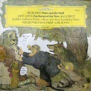 Sergei Prokofiev / Camille Saint-Saëns · Hermann Prey , Concertgebouworkest , Bernard Haitink - peter und der wolf / der karneval der tiere