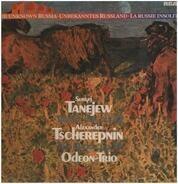 Sergey Ivanovich Taneyev , Alexander Tcherepnin , Odeon Trio - Trio D-Dur op.22 / Trio D-Dur op.39
