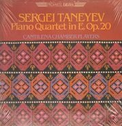 Sergey Ivanovich Taneyev / Cantilena Chamber Players - Piano Quartet In E, Op. 20