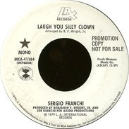 Sergio Franchi - Laugh You Silly Clown