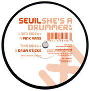 Seuil - SHE'S A DRUMMER EP