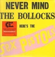 Sex Pistols - Never Mind the Bollocks Here's the Sex Pistols