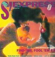 S'Express - Find 'Em, Fool 'Em EP