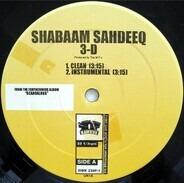 Shabaam Sahdeeq - 3-D