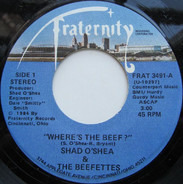 Shad O'Shea & The Beefettes - Where's The Beef?