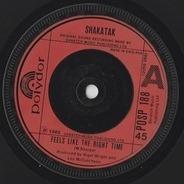 Shakatak - Feels Like The Right Time