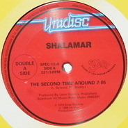 Shalamar - The Second Time Around / Dead Giveaway / I Can Make You Feel Good