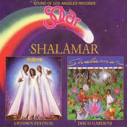 Shalamar - Uptown Festival / Disco Gardens