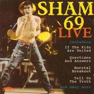 Sham 69 - Live