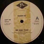 Sham 69 - Rip And Tear