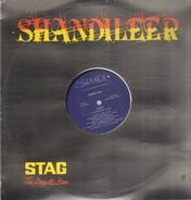 Shandileer - Happy / Ah Bad (Mr. Soca)