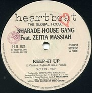 Sharada House Gang Feat. Zeeteah Massiah - Keep It Up