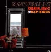 Sharon Jones & The Dap Kings - NaturallySHARON JONES & THE DAP KINGSSHARON JONES & THE DAP KINGSSHARON JONES & THE DAP KINGSSHARON