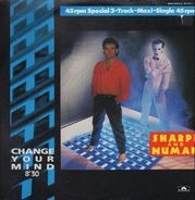 Sharpe & Numan - Change Your Mind