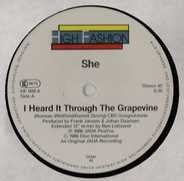 She - I Heard It Through The Grapevine