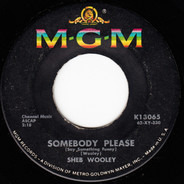 Sheb Wooley - Somebody Please