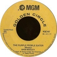 Sheb Wooley - The Purple People Eater / I Can't Believe You're Mine